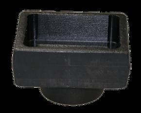 """Klemm-Mutternschlüssel, 56 x 71 mm, 3/4"""""""