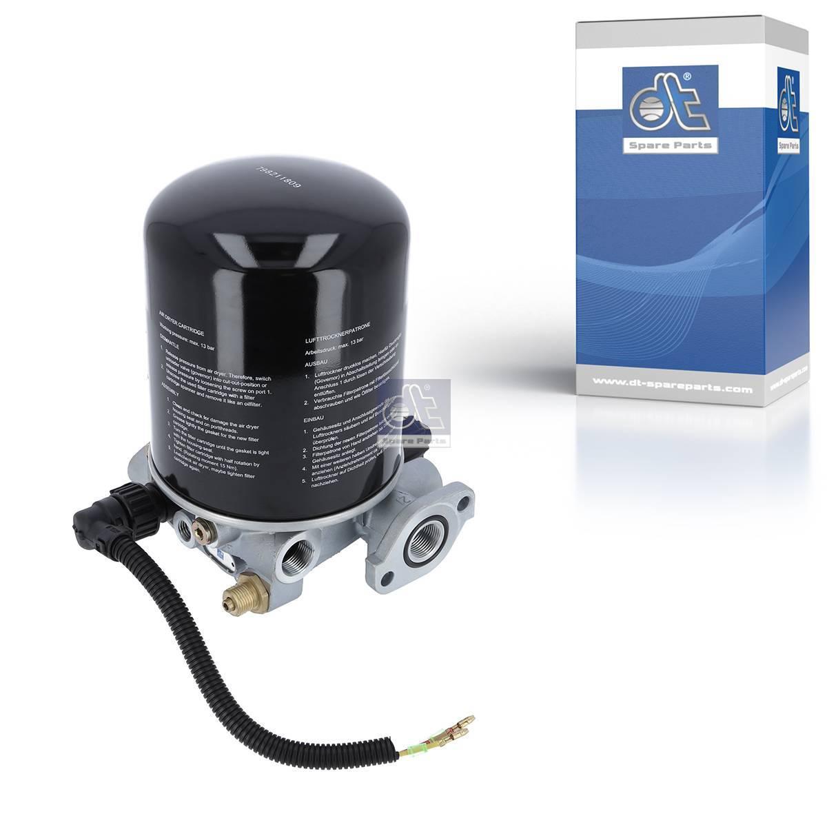 Lufttrockner passend für Mercedes Benz Actros/Atego/Axor