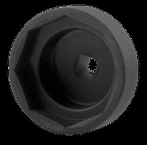 Achsmutternschlüssel 80 mm x 65 mm passend für Scania Vorderachse