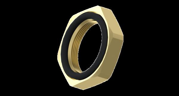 Gegenmutter M16 x 1,5 mit O-Ring