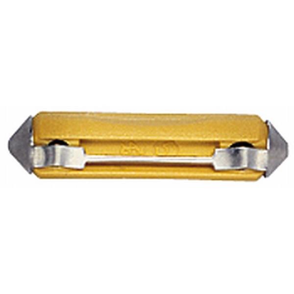 Torpedo Sicherung 5 Ampere gelb
