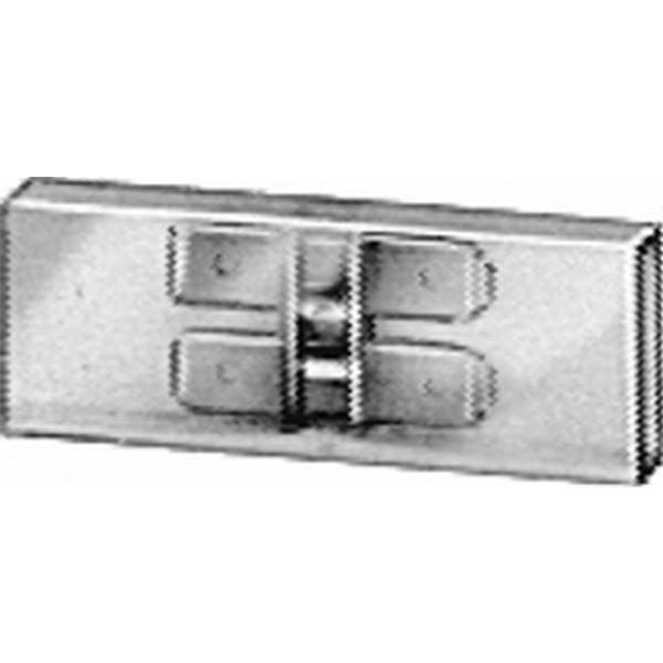 Leitungsverbinder 4-polig transparent VPE 10 Stück