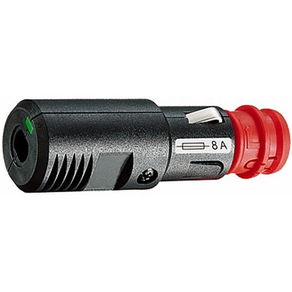 Universalstecker für Zigarettenanzünder mit LED Anzeige