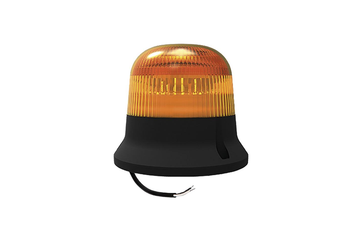 LED Rundumkennleuchte Flanschbefestigung