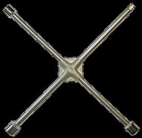 "Radkreuzschlüssel 3/4"" 24-27-32 mm"