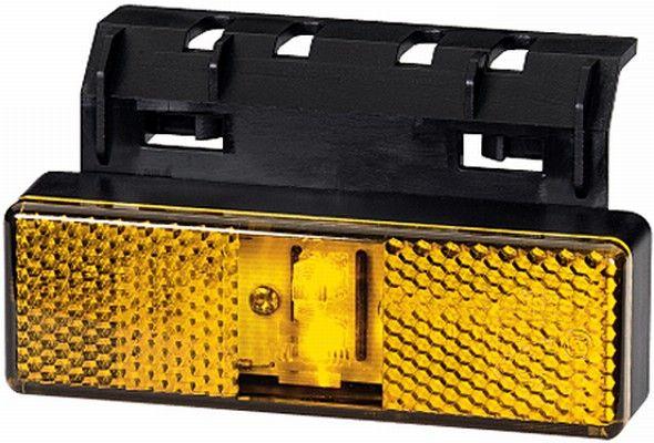 LED Seitenmarkierungsleuchte mit Winkelhalter universal