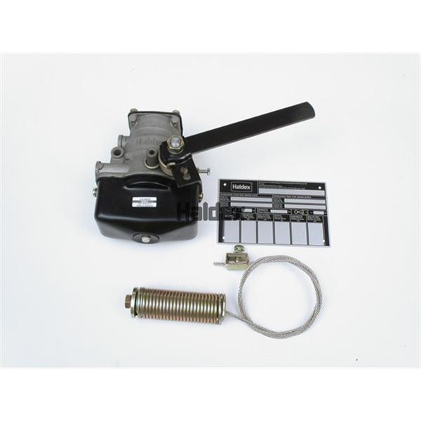 ALB Bremskraftregler Haldex mit Seil und Feder