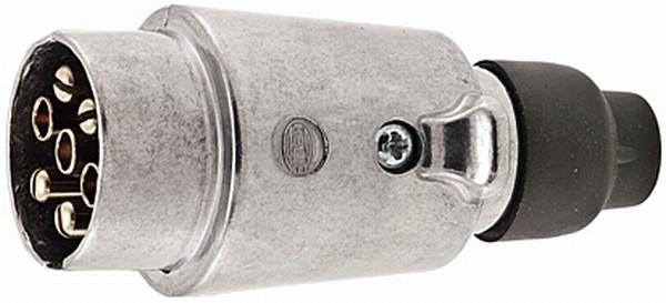 Stecker 12 Volt 7 polig ISO 1724 (N-Typ)