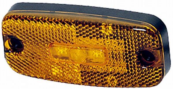 LED Seitenmarkierungsleuchte mit Rückstrahler