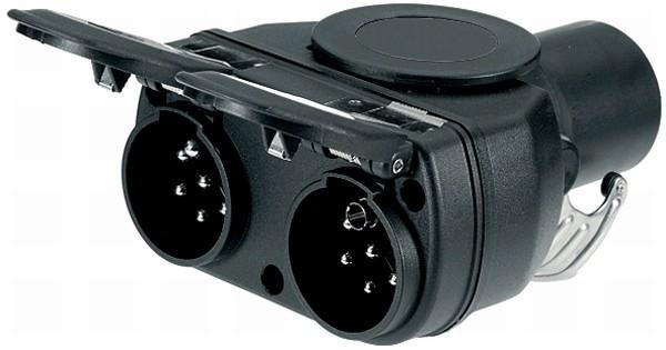 Kurzadapter 24 V