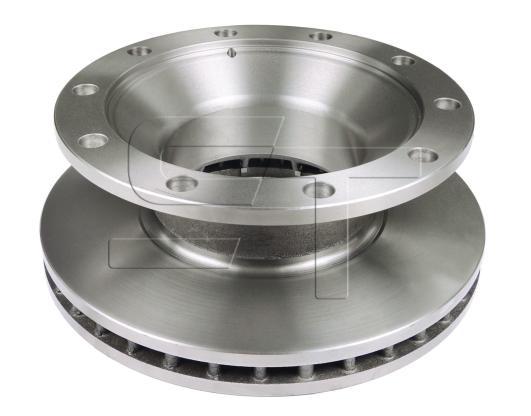 Bremsscheibe passend für BPW SB4345
