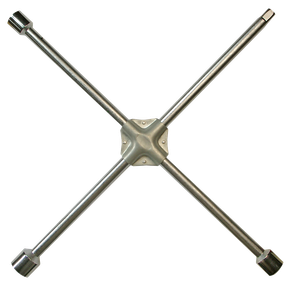 "Radkreuzschlüssel 1/2"" 17-19-21 mm"