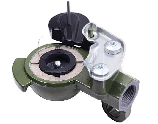 Kupplungskopf M22 x 1,5 für Anhänger / Einleitungsbremse