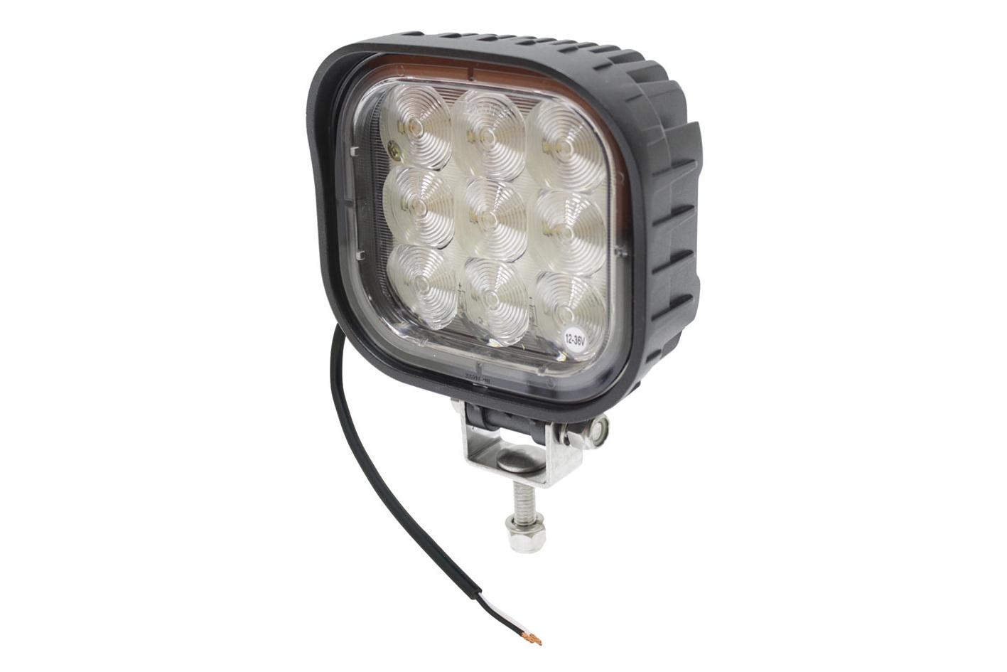 Arbeitsscheinwerfer mit 9 Leuchtdioden 2160 Lumen