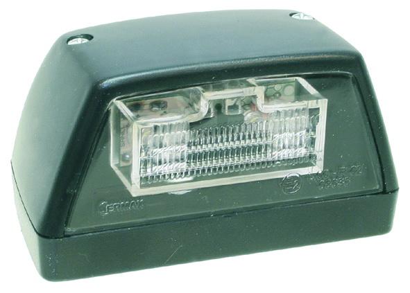 Kennzeichenleuchte  LED 24V