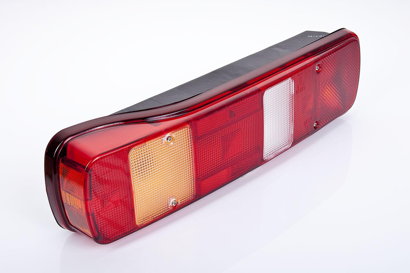 Heckleuchte links mit Kennzeichenleuchte passend für Volvo FH/FM