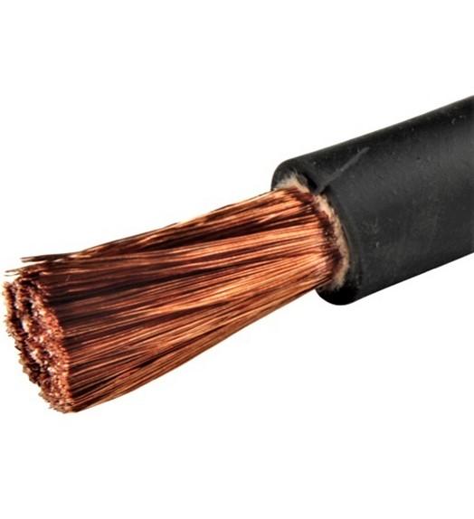 Kabel einadrig 25,0 mm² schwarz