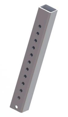 Stützrohr für Stützbein 6508801