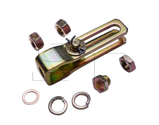 Gabelkopf - Montagesatz für Membranzylinder Typ 12 und Typ 16