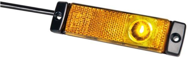 Seitenmarkierungsleuchte Hella mit einer LED