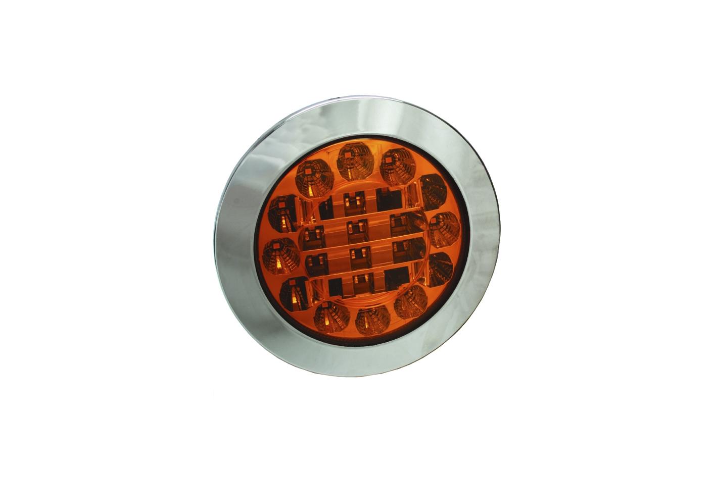 LED Heckleuchte Blinkleuchte 10-30 Volt