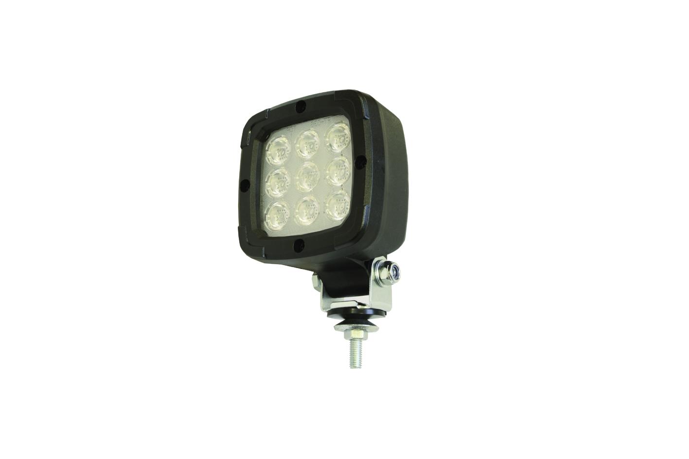 LED Rückfahrscheinwerfer GGVS / ADR geprüft 650 Lumen