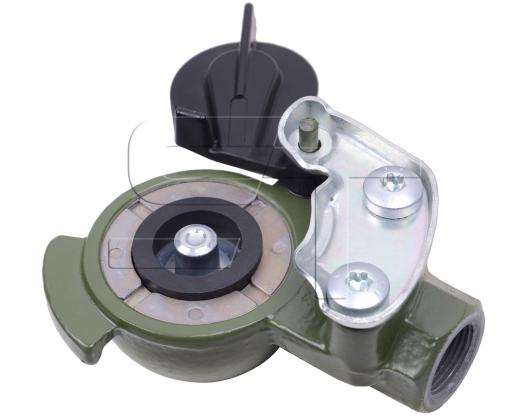 Kupplungskopf M22 x 1,5 für Motorwagen / Zugmaschine / Einleitungsbremse