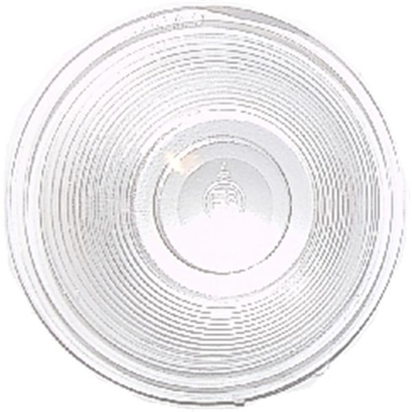 Lichtscheibe weiß für Umrissleuchten
