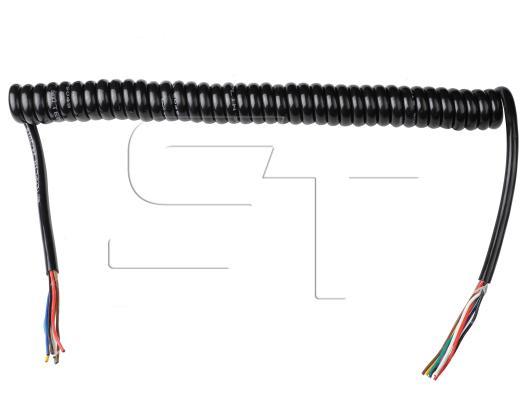 Elektrowendel 7 polig ohne Stecker