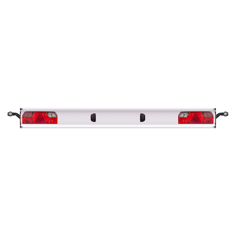 Unterfahschutz Stahl verzinkt mit Beleuchtung Europoint I