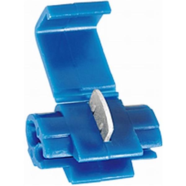 PVC-Abzweig-Steckverbinder transparent