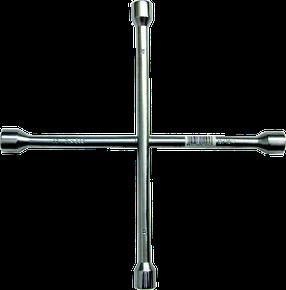 "Radkreuzschlüssel  17-19-22 mm 13/16"""