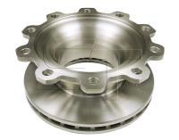Bremsscheibe passend für BPW SB 3745 / SKH