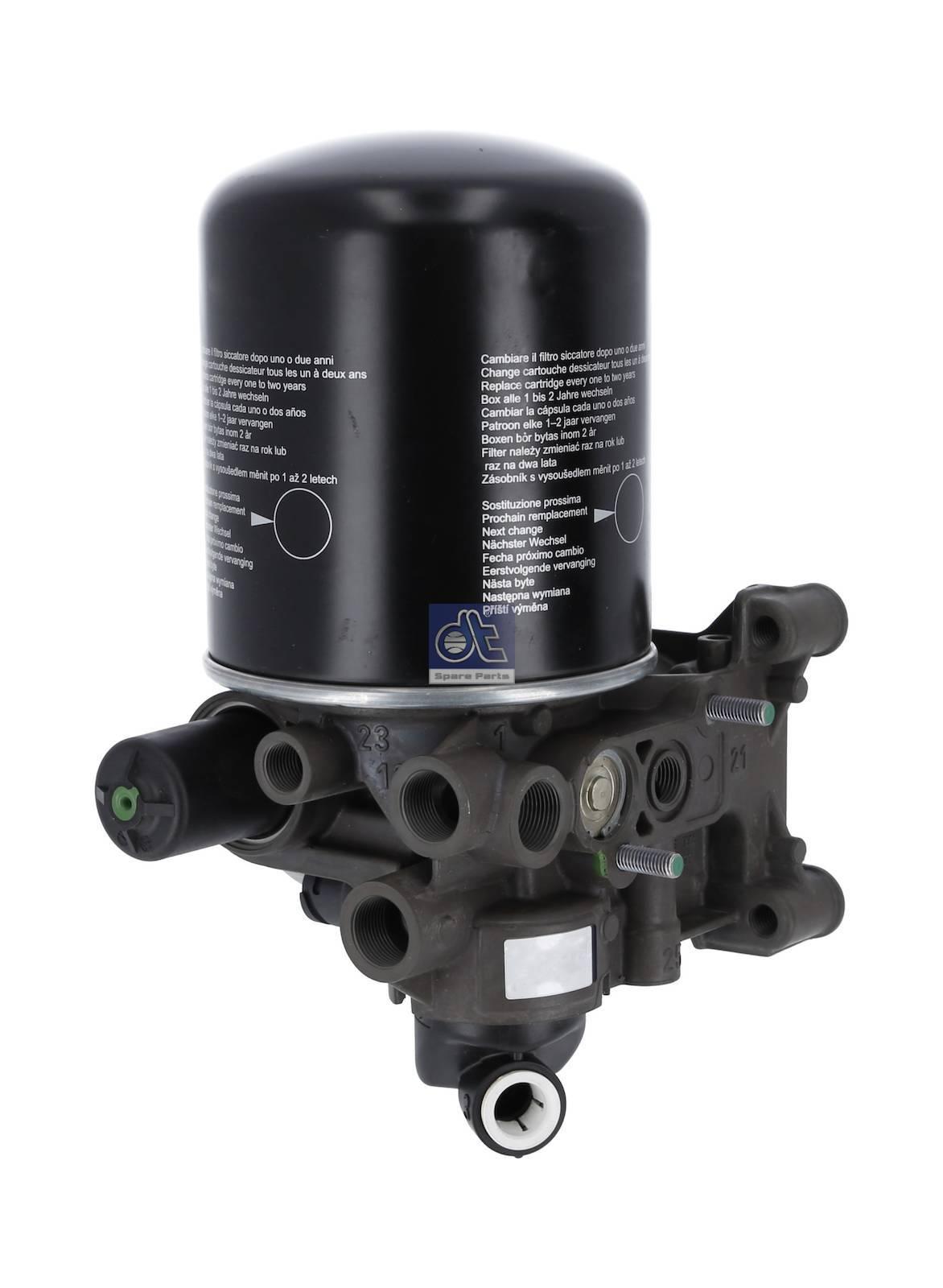 Lufttrockner passend für Iveco Stralis/EuroTrakker