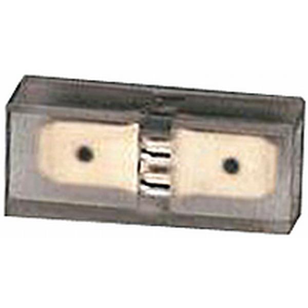 Leitungsverbinder 2-polig transparent VPE 25 Stück