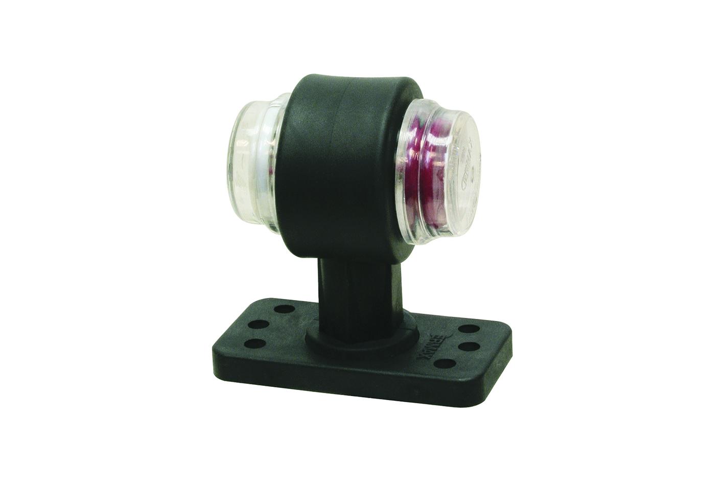 LED Begrenzungsleuchte 24V  Anbau links / rechts