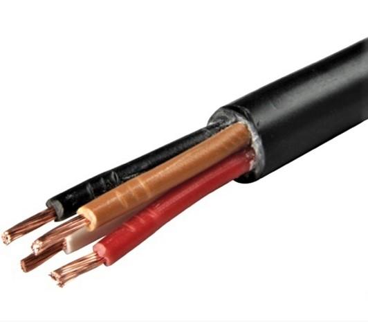 Kabel 4,0 x 0,75 mm²
