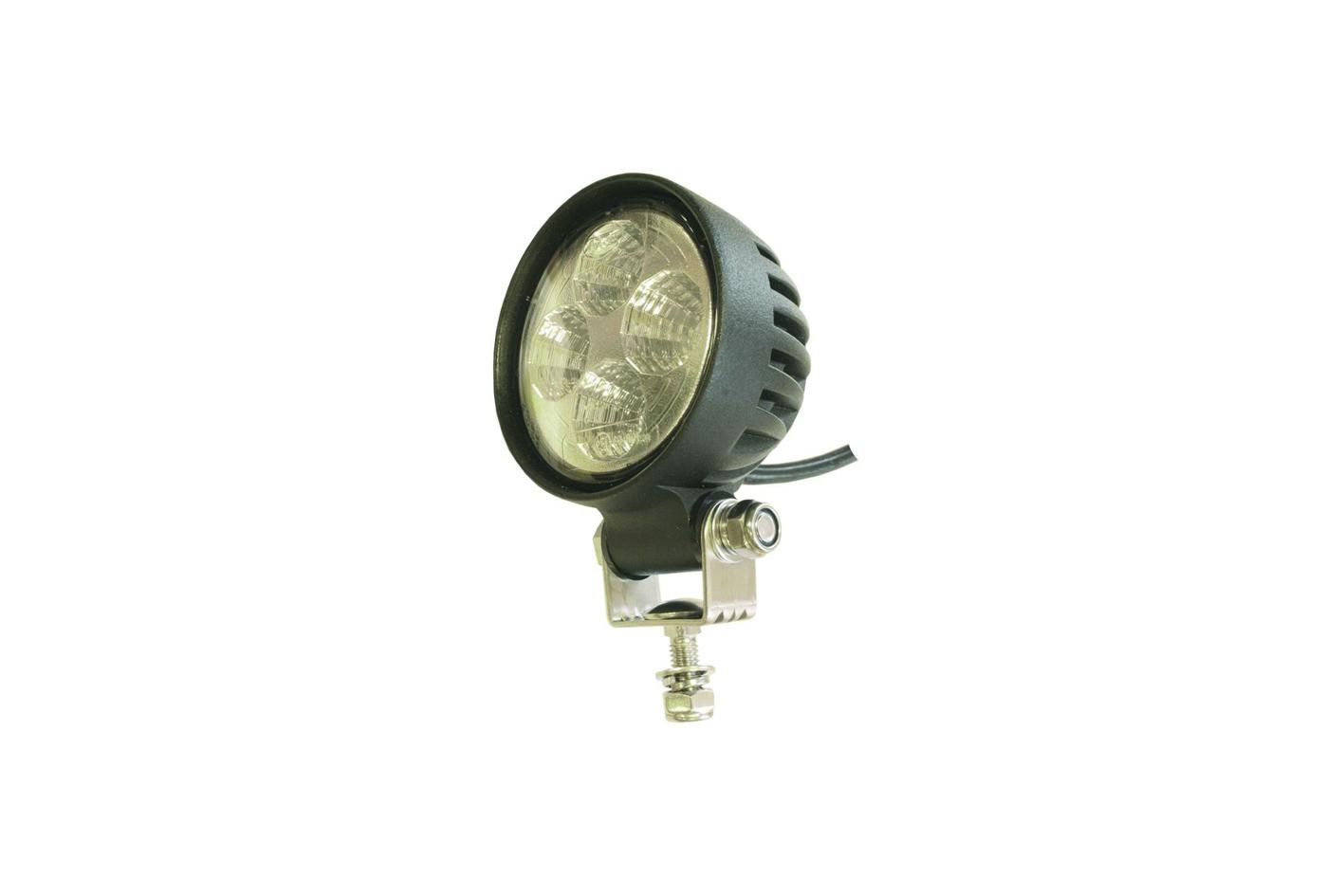 LED Rückfahrscheinwerfer rund mit 4 Leuchtdioden 700 Lumen