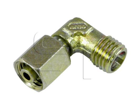 Winkelstück 12mm Rohr einstellbar