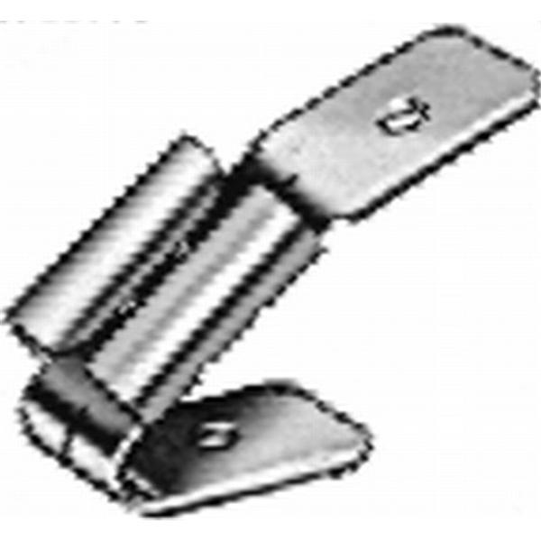 Steckverteiler 2-fach unisoliert VPE 100 Stück
