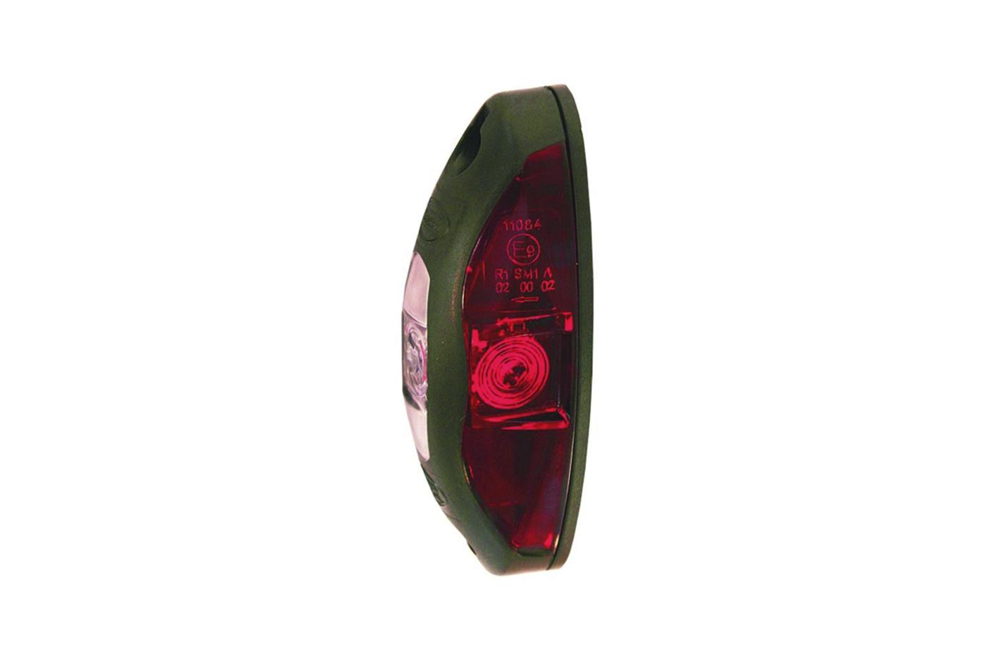 LED Umrissleuchte 10-30V für linken und rechten Anbau