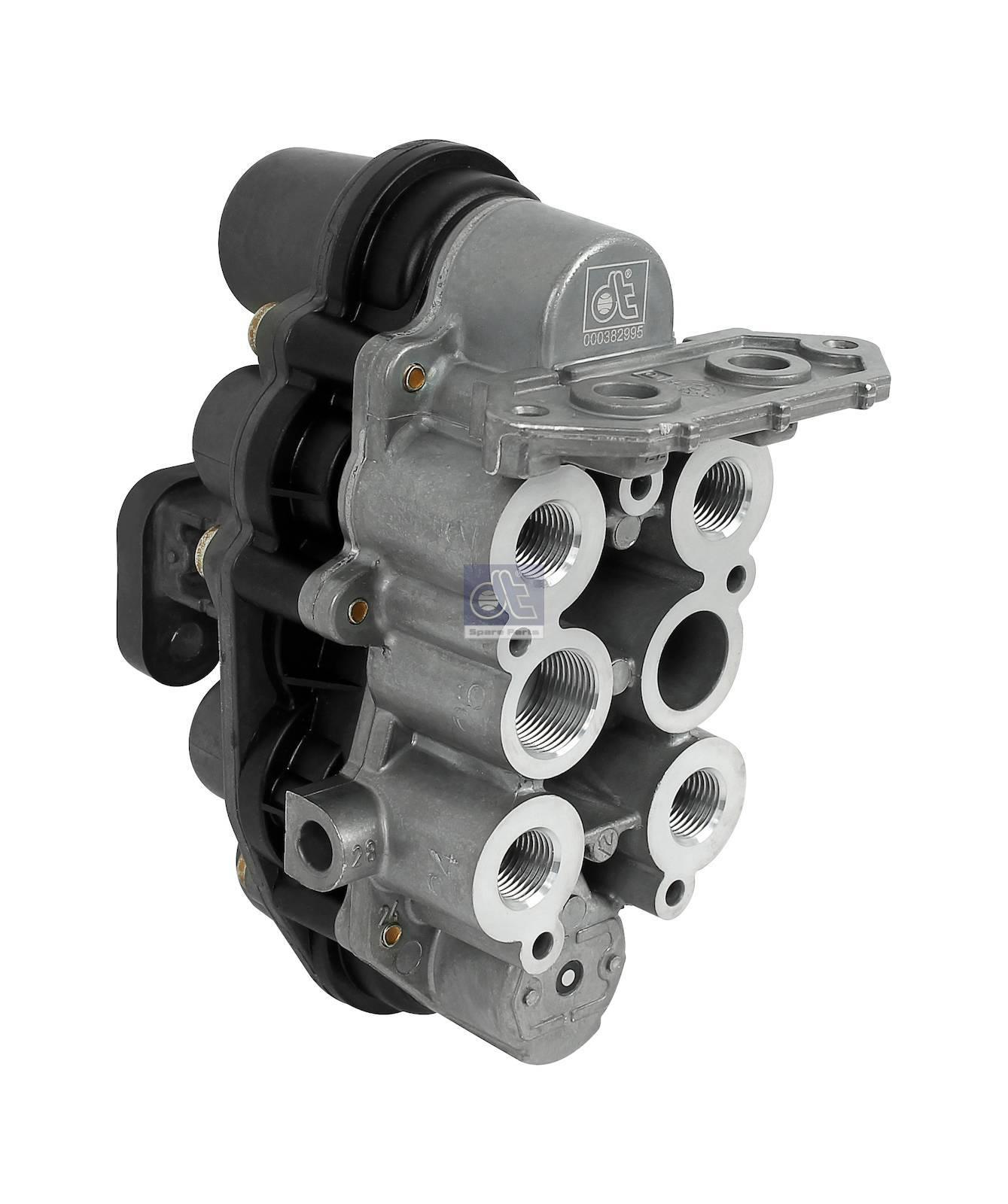 Mehrkreisschutzventil passend für Iveco Stralis/Trakker