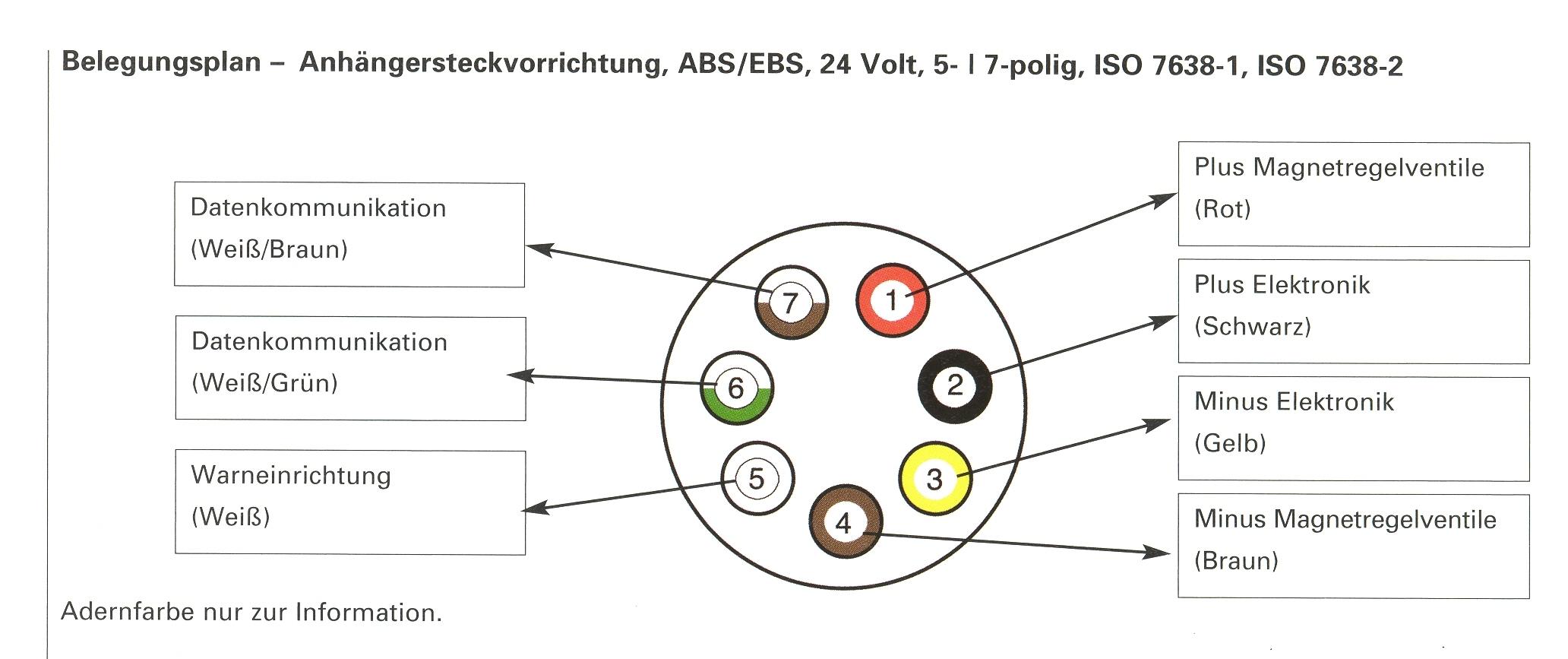 EBS Elektrowendel 24 V Ø 48mm