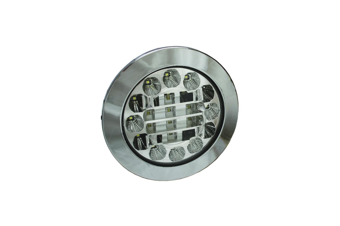 LED Heckleuchte Rückfahrleuchte 10-30 Volt