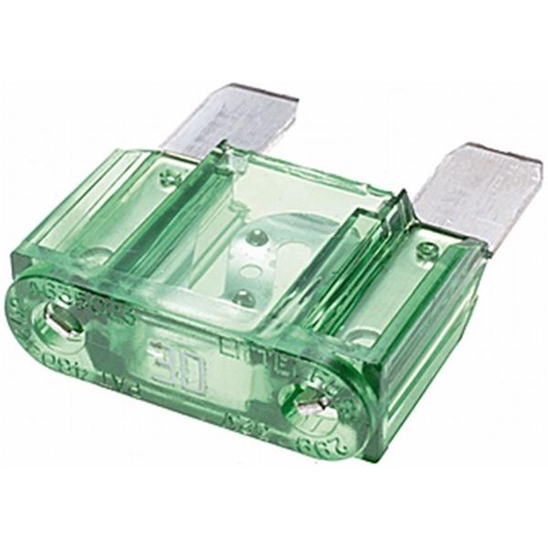 MAXI Flachstecksicherung 30 Ampere grün