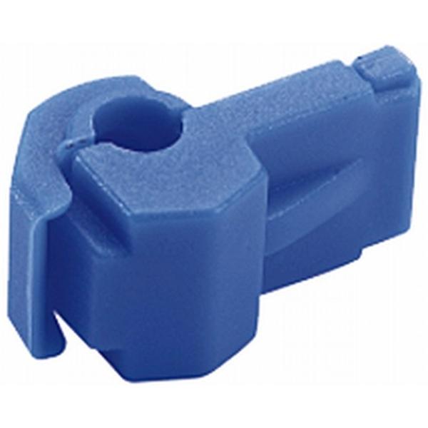 Abzweig-Leitungsverbinder blau VPE 50 Stück