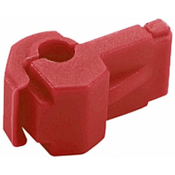 Abzweig-Leitungsverbinder rot VPE 50 Stück