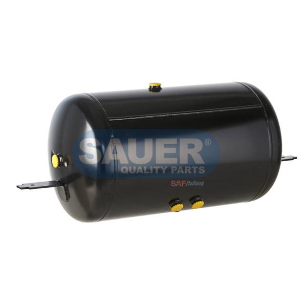 Luftbehälter 80 Liter Ø 396mm passend für Schmitz-Cargobull