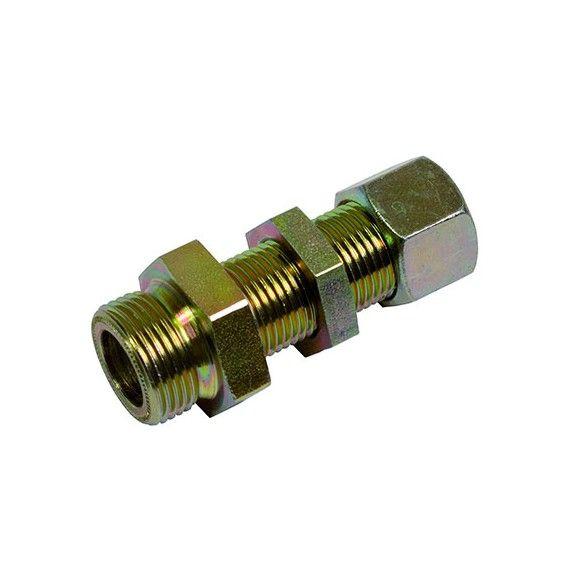 Schottverschraubung M22 x1,5 auf 10mm Kunststoffrohr