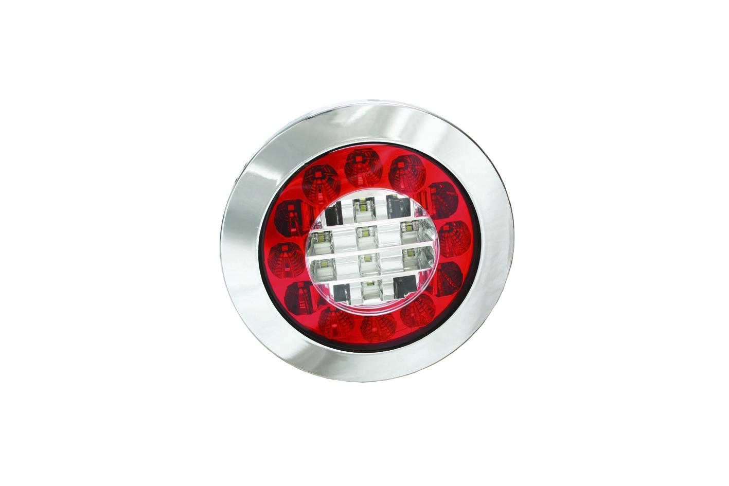 LED Heckleuchte Rückfahr und Nebelschlussleuchte 10-30 Volt